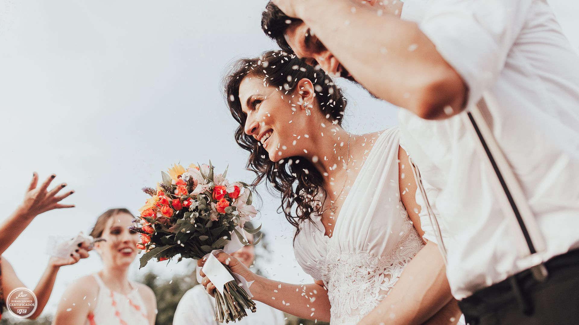 Especialista em casamento no campo